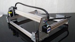 Máquina Gravadora Laser Cnc Router 2,5w 30x40cm Artesanato