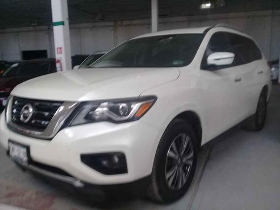 Nissan Pathfinder 2018 5p Advance V6/3.5 Aut