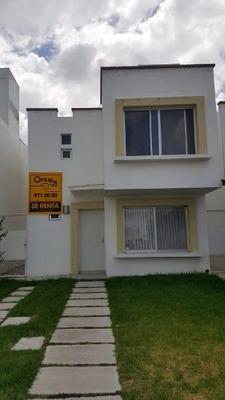Casa En Renta, Fraccionamiento Rancho San Miguel, Nte. Ags. Rcr 291584