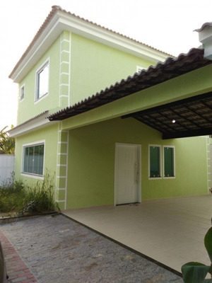 Casa Para Venda No Recreio Dos Bandeirantes Em Rio De Janeir - 000609