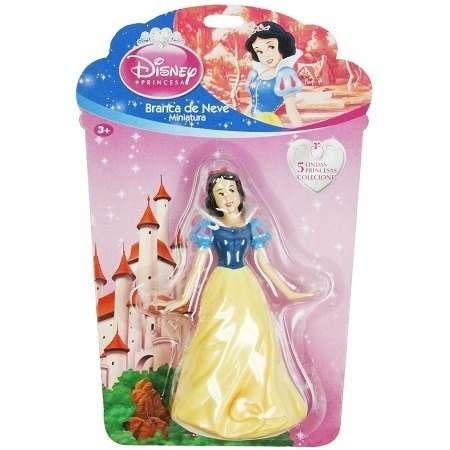 Branca De Neve Disney Princesas Disney Articulada