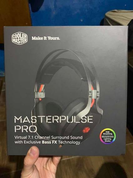 Headphone Masterpulse Pro 7.1 Cooler Master