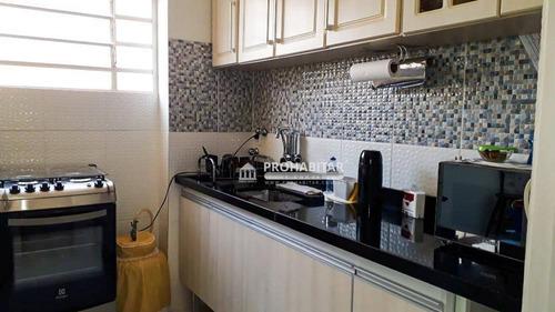 Imagem 1 de 6 de Apartamento À Venda No Jardim São Bernardo - Ap3411