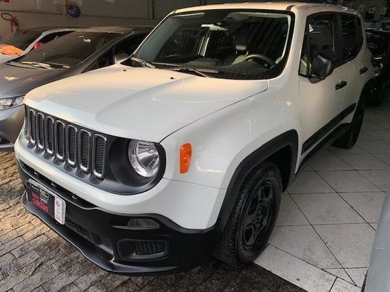 Jeep Renegade 1.8 16v Flex Automático 2018
