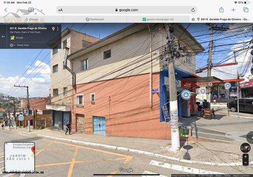 Prédio Comercial Para Venda Em São Paulo, São Luis, 2 Dormitórios, 5 Banheiros - 2234_1-1819640