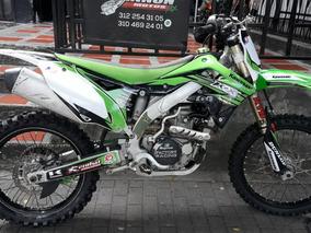 Kawasaki Kx450f Kx Kx 450f 450 Motocross Enduro Finca