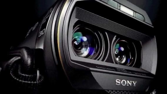 Filmadora 3d Sony Hdr Td10
