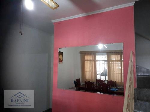 Imagem 1 de 30 de Sobrado 3 Dormitórios Guarulhos - So0296