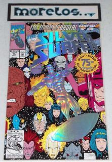 The Silver Surfer #75 -portada Special Foil- En Ingles