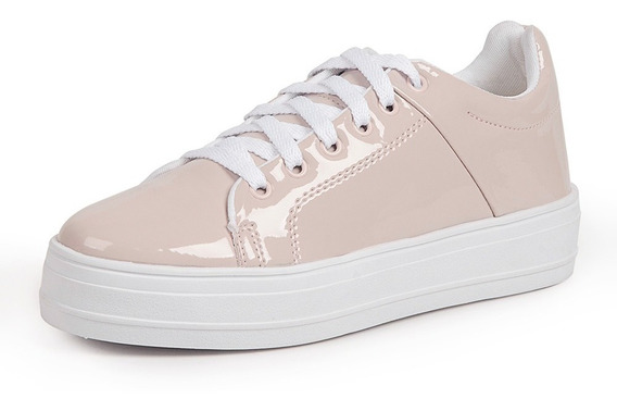 Tênis Feminino Sneaker Casual - Sapatênis - Urban E Carteira De Brinde - Promoção