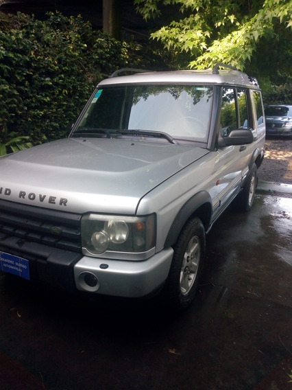 Land Rover Discovery Td5 Es At 2004