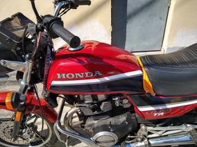 Honda Cb 450 Tr 1984