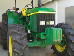 Tractor Agricola John Deere 6403 Solo 600 Horas