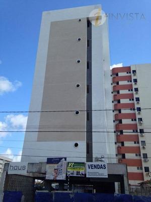 Flat Residencial À Venda, Intermares, Cabedelo. - Fl0035