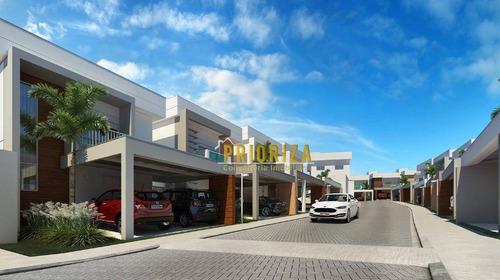 Imagem 1 de 13 de Casa Com 3 Dormitórios À Venda Por R$ 770.000,00 - Condomínio Bellagio Residences - Votorantim/sp - Ca0210