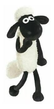 Shaun Carneiro Pelúcia Shaun The Sheep Ovelha 25cm