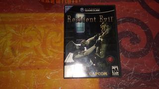 Resident Evil 1 Game Cube