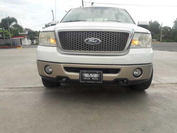 Ford 150 Lariat Full Como Nueva