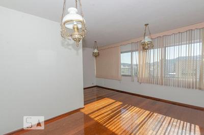 Apartamento No 9º Andar Com 3 Dormitórios E 2 Garagens - Id: 892933278 - 233278