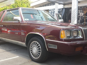 Chrysler Lebaron Parlante Turbo