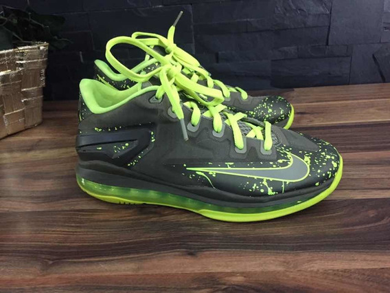 Tenis Nike Lebron Xl (11) Low 100%originales + Envío Gratis