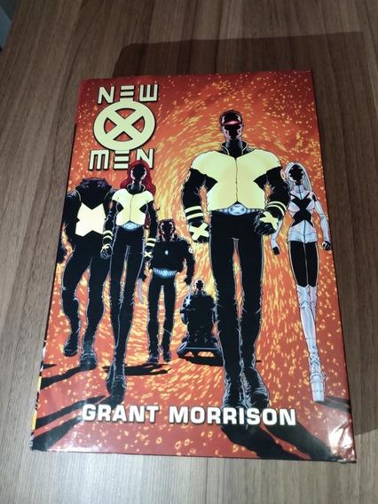 New X-men Omnibus Por Grant Morrinson - Capa Dura