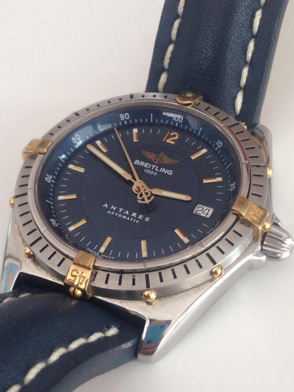 Relógio Breitling Antares - Original E Revisado.