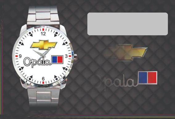Relógio De Pulso Personalizado Emblema Opala - Cod.gmrp044