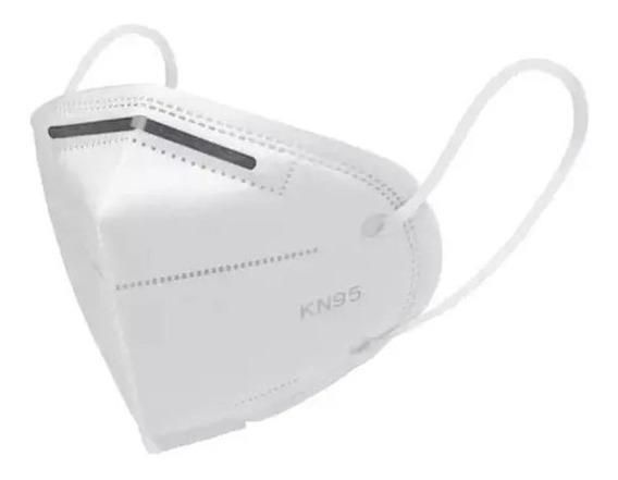 Cubrebocas K N95 Certificado Fda N9 Mascarilla Desechabl