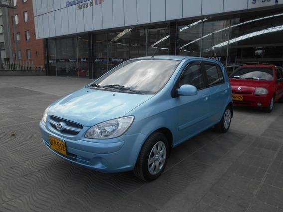 Hyundai Getz 1.4 S.a