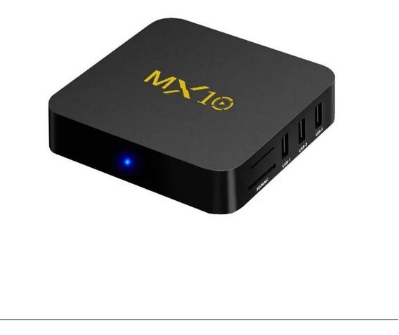 Sua Tv Em Smart - Mx 10-android- 4gb/32gb + 1 Mini Teclado