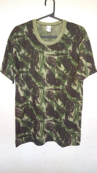 10 Camisas Camiseta Camuflada Promoção