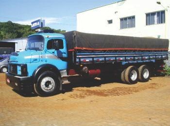 Caminhão Mb 1313 Ano 1972 Truck Turbo 14.99815.4830
