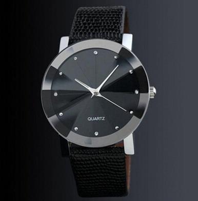 Relógio De Luxo Masculino Quartz