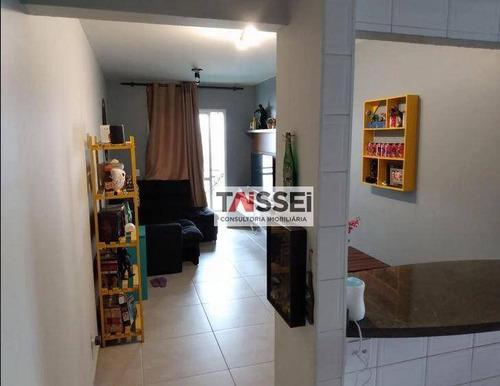 Apartamento À Venda, 52 M² Por R$ 315.000,00 - Vila Moraes - São Paulo/sp - Ap7674