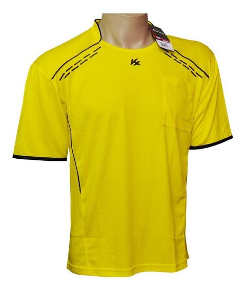 Camisa De Árbitro Tamanhos G E Gg - Kanxa