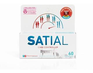 Satial Carb Controller X 60 Comprimidos
