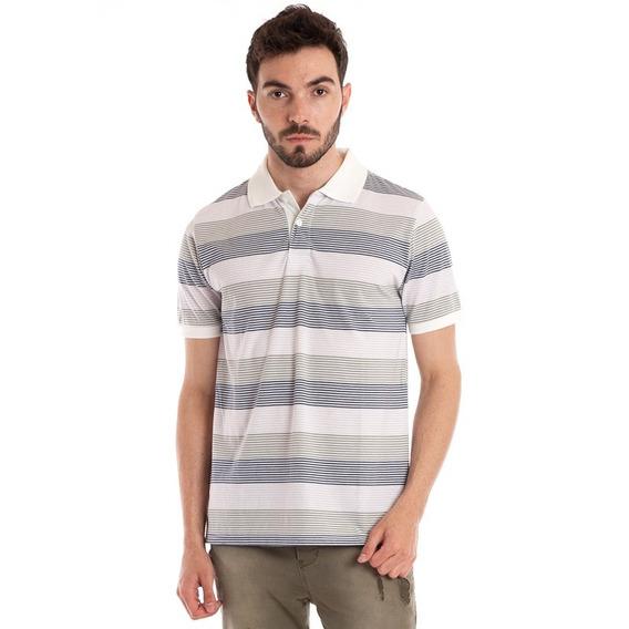 Camisa Polo Manga Curta 116535