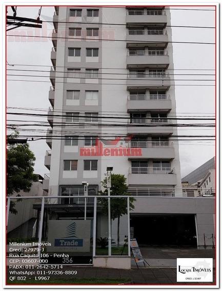 Comercial Para Aluguel, 0 Dormitórios, Penha De França - São Paulo - 802