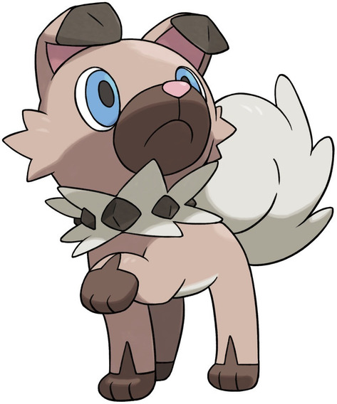 Rockruff, Hab. Own Tempo - Normal Ou Shiny - Sword/shield