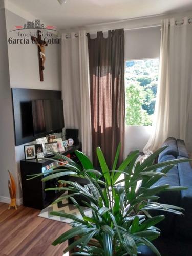 Apartamento A Venda No Bairro Jardim Petrópolis Em Cotia - - 121-1