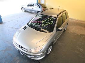 Peugeot 206 Sw 1.6 16v Feline 5p 2005