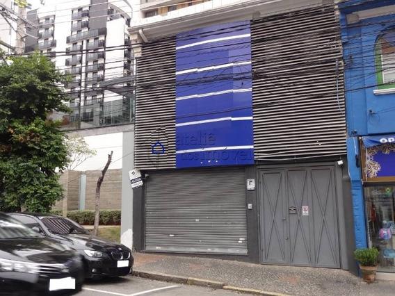 Imóvel Comercial Para Venda E Locação, Localizado No Jardim Paulista, Próximo Ao Shopping Jardim Pamplona. - Lo0034ati