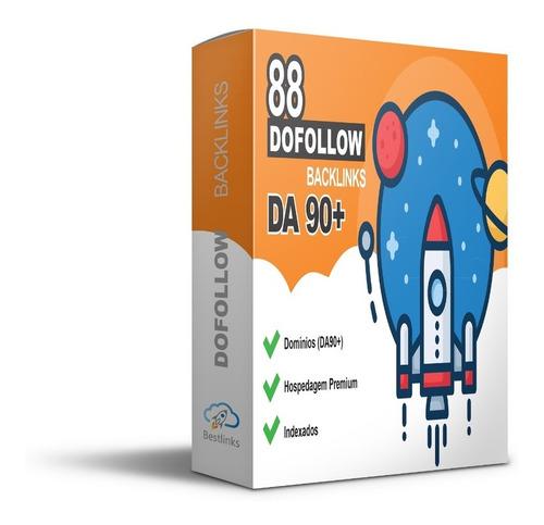 Imagem 1 de 2 de 88 Dofollow Backlinks Da90+