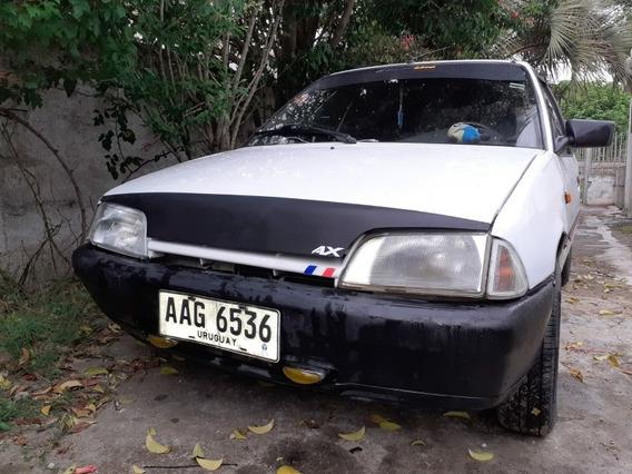 Citroën Ax 1.0 Nafta