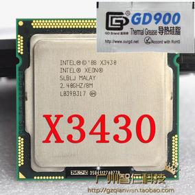 Processador X3430 1156= X3440 I5 750,760+pasta(=mx4)