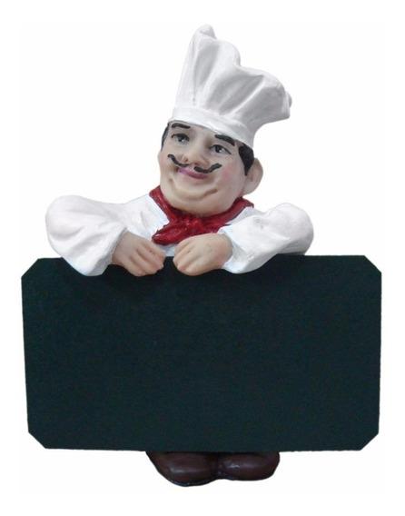 Cozinheiro Lousa Cozinha Restaurante/ Bar/ Chácara Decoração