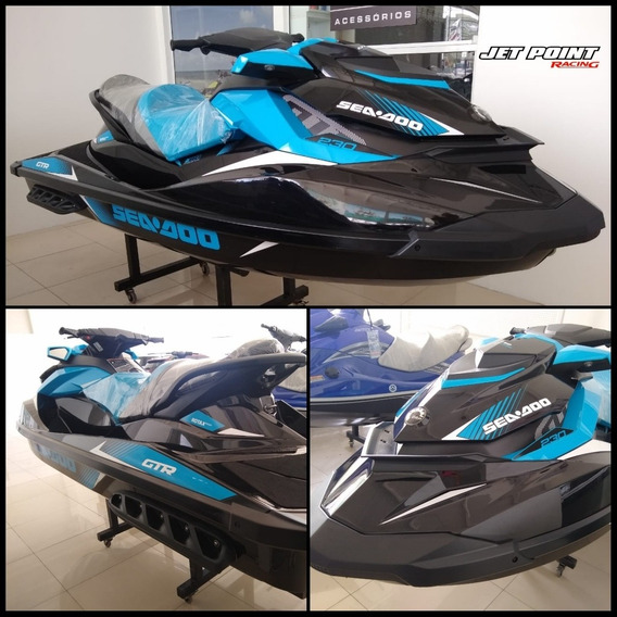 Sea Doo Gtr 230 10hr