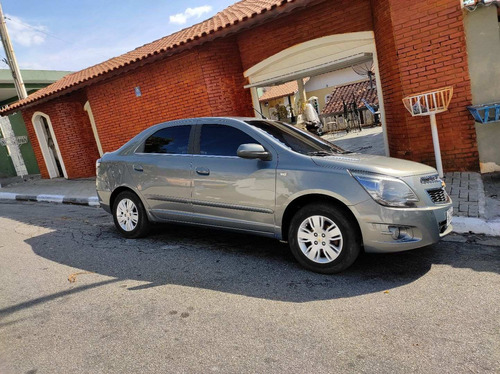 Imagem 1 de 4 de Chevrolet Cobalt 2013 1.8 Ltz Aut. 4p