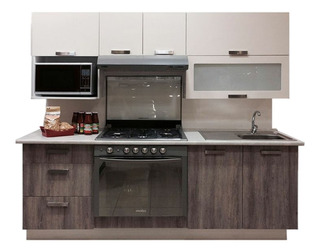 Cocina Empotrada Modernas. Fabricadas A Medida. Diseño 3d.